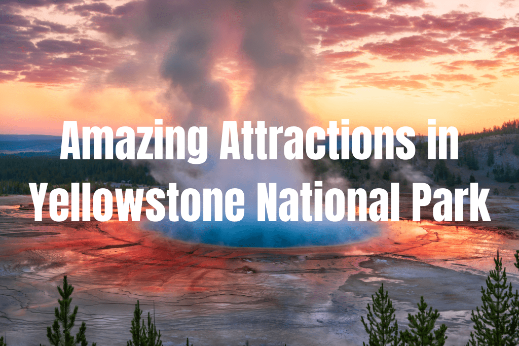 Top 12 Amazing Attractions in Yellowstone National Park post thumbnail image